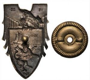 Odznaka Frontu Pomorskiego