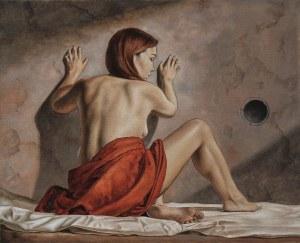 Łukasz Towpik (ur.1984), Isolation, 2020
