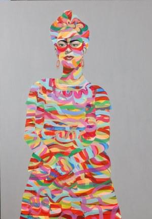 Paweł Dąbrowski (ur. 1974), Frida, 2020