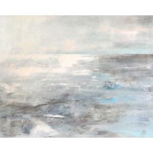 Kinga Wnuk-Moskalska (ur. 1975), Pod chmurami. Morze, 2014