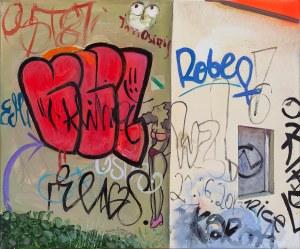 Dominika Roszko (ur. 1981), Street Art, 2020