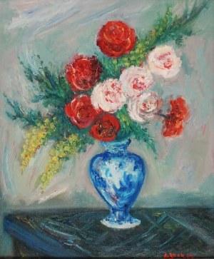 Jakub  ZUCKER (1900-1981), Kwiaty