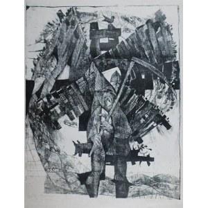 Stefan SUBERLAK (1928-1994), Wiatrak I, 1969