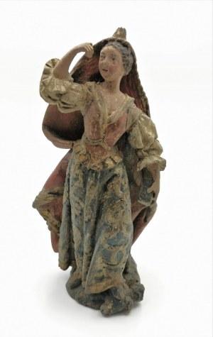 Rzeźba świętej