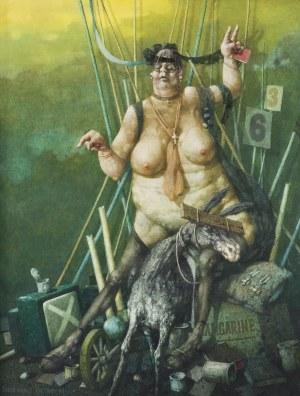 Duda Gracz Jerzy, MOTYW POLSKI (MISS '50 – '80), 1983-84