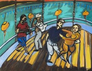WOŹNICA SABINA, Miłość w czasach zarazy według Gabriela Garcii Marqueza, Ostatni szaleńczy rejs staruszków, 2006