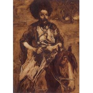 Roubaud Franz, CZERKIES NA KONIU