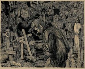 Wojtkiewicz Witold, ZADUSZKI, 1908