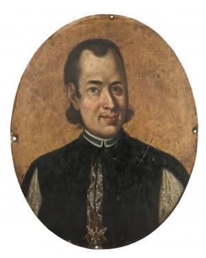 MN Polska (XVIII/XIX w.), Portret kanonika z orderem Orła Białego- Epitafium