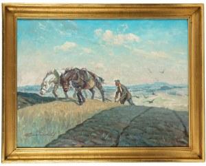 Roman Antoni Breitenwald (1911 Piotrków Trybunalski – 1985), Orka