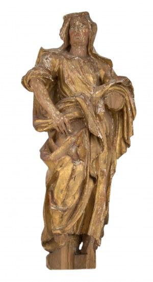 Św. Jan Ewangelista, Galicja (?), I poł. XIX w.
