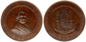 Russia Medal in memory of Count A G Orlov-Chesmensky from the Moscow Society of Devotees of Horse Racing 1870. St...
