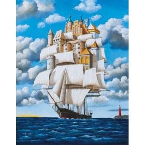 Rafał Olbiński, Sometimes the Ship is Just a Ship