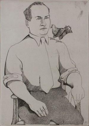 Abraham Krol, Gołębiarz