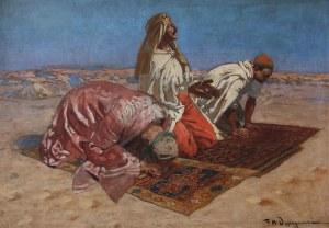 Feliks Michał Wygrzywalski, Modlitwa Arabów na pustyni
