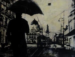 Monika Dałek, Rozmyty deszczem sen (2016)