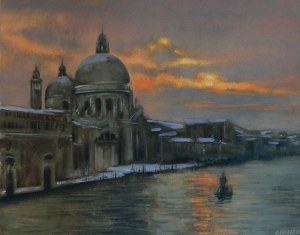 Michał Cander, Venice, 2020