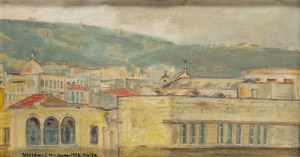 Wlastimil Hofman (1881-1970), Haifa, 1943