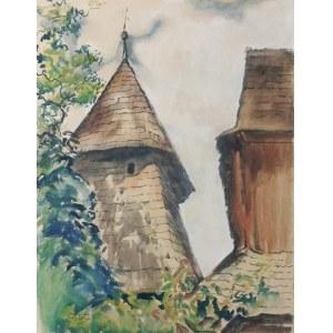 Julian FAŁAT (1853-1929), Dzwonnica kościelna