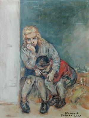 Wlastimil HOFMAN (1881-1970), Dzieci
