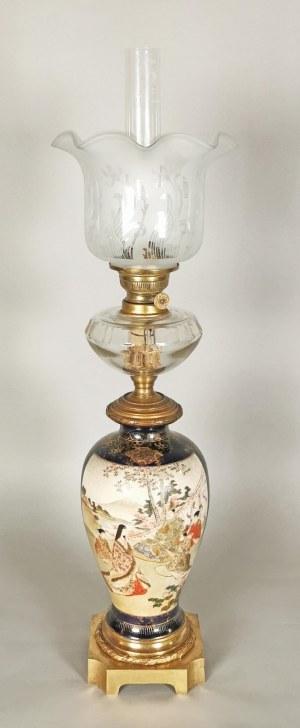 Wytwórnia EHRICH & GRAETZ, Lampa naftowa