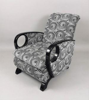 Fotel art déco
