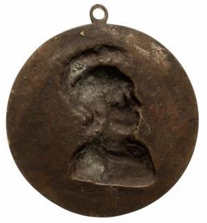 Polska, medalion Władysław Warneńczyk, proj. Daniel Zalewski