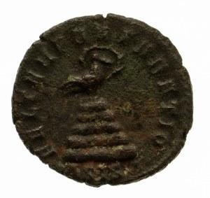 Cesarstwo Rzymskie, Konstans 337 - 350, follis 348-350, Siscia.