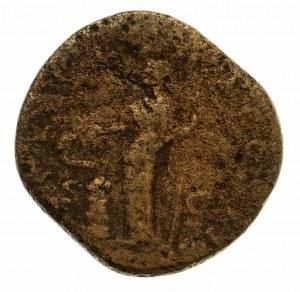Cesarstwo Rzymskie, Marek Aureliusz 161 - 180, sesterc, Rzym.