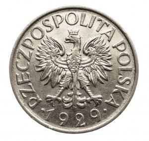 Polska, II Rzeczpospolita 1918-1939, 1 złoty 1929, Warszawa.