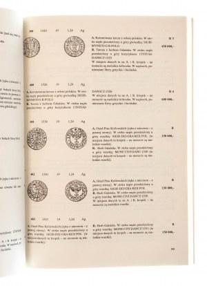 Kurpiewski, katalog Zygmunt I Stary i Zygmunt August