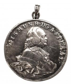 Austria, Salzburg - arcybiskupstwo - Zygmunt Krzysztof graf Schrattenbach (1753–1771), talar 1764, Salzburg.