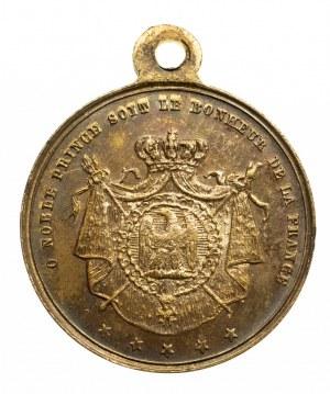 FRANCJA, CHRZEST NAPOLEONA IV, 14 CZERWCA 1856.