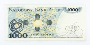 Polska, PRL 1944 - 1989, 1000 ZŁOTYCH 2.07.1975, seria AZ.