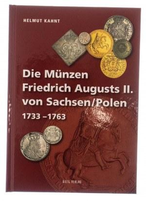 Helmut Kahnt, Die Münzen Friedrich Augusts II. von Sachsen/Polen 1733 - 1763 (monety Augusta III Sasa), Gietl Verlag 2010