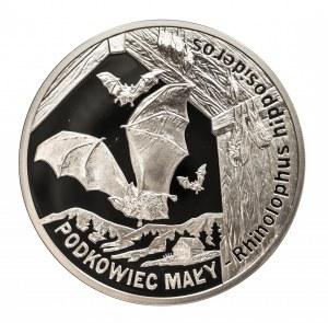 Polska, Rzeczpospolita Polska od 1989, 20 złotych 2010 Podkowiec mały