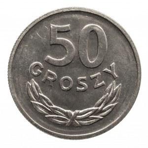 Polska, PRL 1944-1989, 50 groszy 1968, Warszawa