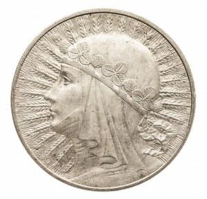 Polska, II Rzeczpospolita 1918-1939, 10 złotych 1933, Warszawa