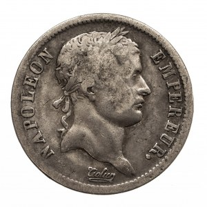 Francja, Napoleon I Bonaparte 1804-1815, 2 franki 1810 A, Paryż