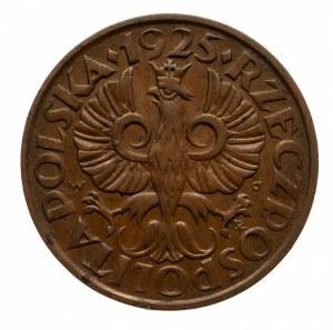 Polska, II Rzeczpospolita 1918-1939, 2 grosze 1925, Warszawa.