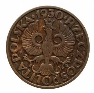 Polska, II Rzeczpospolita 1918-1939, 2 grosze 1930, Warszawa.