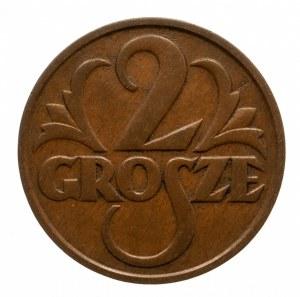 Polska, II Rzeczpospolita 1918-1939, 2 grosze 1931, Warszawa.