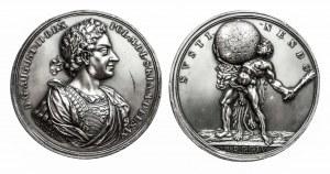 Polska, August II Mocny,