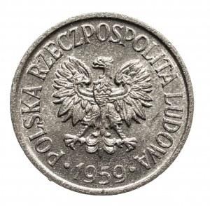 Polska, PRL 1944-1989, 5 groszy 1959