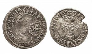 Polska, zestaw 2 monet