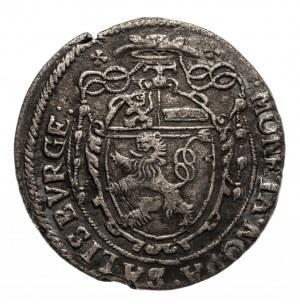 Austria, Salzburg, Arcybiskupstwo, Paris Graf von Lodron 1619-1653, 1/2 kipera, 60 krajcarów 1621