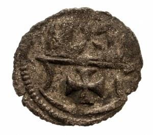 Polska, Zygmunt I Stary 1506–1548, denar bez daty, Elbląg
