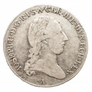 Austria, Niderlandy Józef II, 1/2 talara 1788 A, Wiedeń (6)
