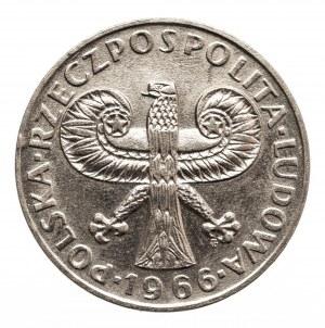 Polska, PRL 1944-1989, 10 złotych 1966