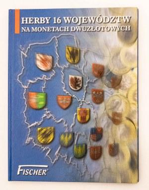 Polska, Rzeczpospolita Polska od 1989, zestaw monet z herbami województw